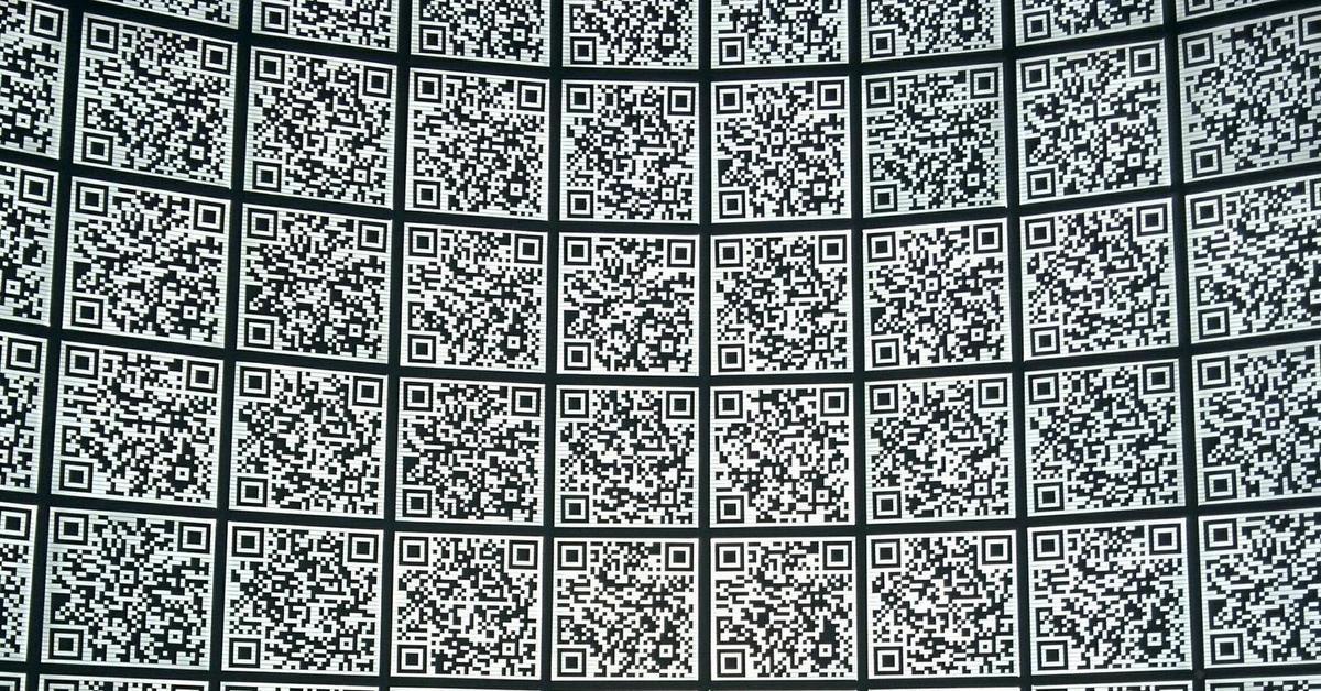 QR code's